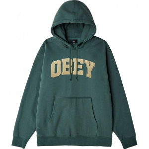 OBEY / OBEY UNI PULLOVER HOODIE (ALPINE)