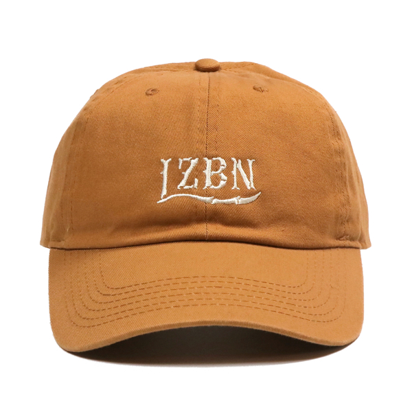 LZBN / BONES LOGO 6-PANEL CAP (COPPER)
